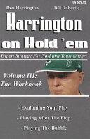 Harrington on Hold 'Em: the Workbook Pdf/ePub eBook