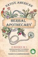 Native American Herbal Apothecary Book