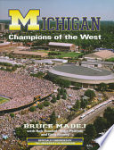 """Michigan: Champions of the West"" by Bruce Madej, Rob Toonkel, Mike Pearson, Greg Kinney"