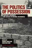The Politics of Possession