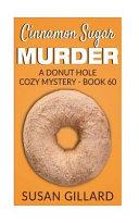 Cinnamon Sugar Murder