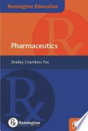 Remington Education Pharmaceutics Book