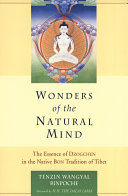 Wonders of the Natural Mind Book