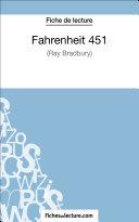 Fahrenheit 451 de Ray Bradbury (Fiche de lecture)