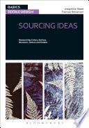 Basics Textile Design 01  Sourcing Ideas