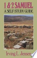 First Second Samuel Jensen Bible Self Study Guide