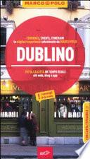 Guida Turistica Dublino. Con atlante stradale Immagine Copertina