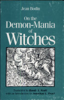 Pdf On the Demon-mania of Witches