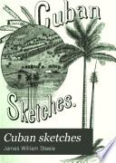 Cuban Sketches Book