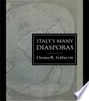 Italy S Many Diasporas