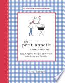 The Petit Appetit Cookbook Book