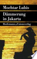 Dämmerung in Jakarta