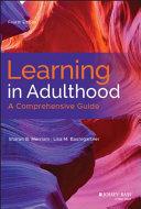 Learning in Adulthood Pdf/ePub eBook