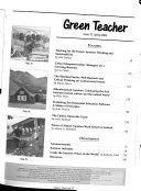 Green Teacher Book