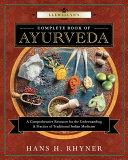 Llewellyn's Complete Book of Ayurveda