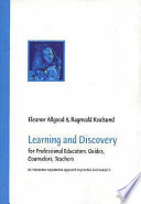 Learning And Discovery For Professional Educators PDF