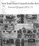New York State Council on the Arts Annual Report