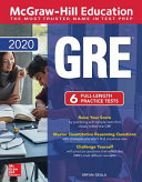 McGraw-Hill Education GRE 2020