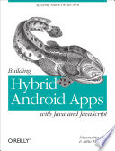 Building Hybrid Android Apps with Java and JavaScript Book