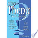Where's Thena? I Need a Poem About...