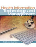 Health Information Technology and Management Book