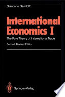 International economics I.