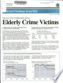 Elderly Crime Victims