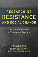Researching Resistance and Social Change Pdf/ePub eBook
