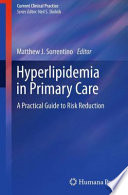 Hyperlipidemia in Primary Care
