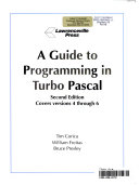 A Guide to Programming in Turbo Pascal