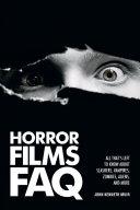 Horror Films FAQ