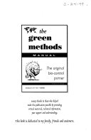The Green Methods Manual