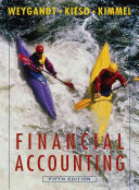 Cover of Financial Accounting, with Annual Report