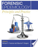 Forensic Epidemiology Book