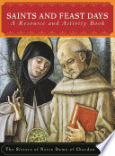Saints and Feast Days Book