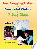 From Struggling Students to Successful Writers in 7 Easy Steps