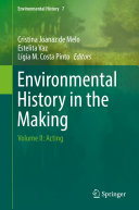 Pdf Environmental History in the Making Telecharger