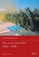 The Iran   Iraq War 1980   1988 Book