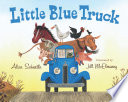 Little Blue Truck Alice Schertle Cover