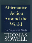 Affirmative Action Around the World