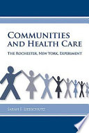 Communities and Health Care