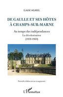 Pdf De Gaulle et ses hôtes à Champs-sur-Marne Telecharger