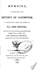 Memoirs Illustrating The History Of Jacobinism The Antisocial Conspiracy Book PDF
