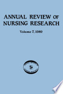 Annual Review Of Nursing Research Volume 7 1989