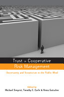 Trust in Risk Management
