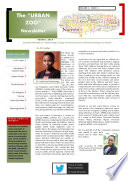 The Urban Zoo Newsletter On Epidemiology Ecology And Socio Economics Of Disease Emergence In Nairobi Issue 4 Book PDF
