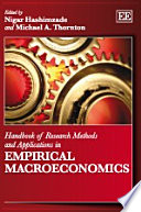 Handbook Of Research Methods And Applications In Empirical Macroeconomics Book PDF