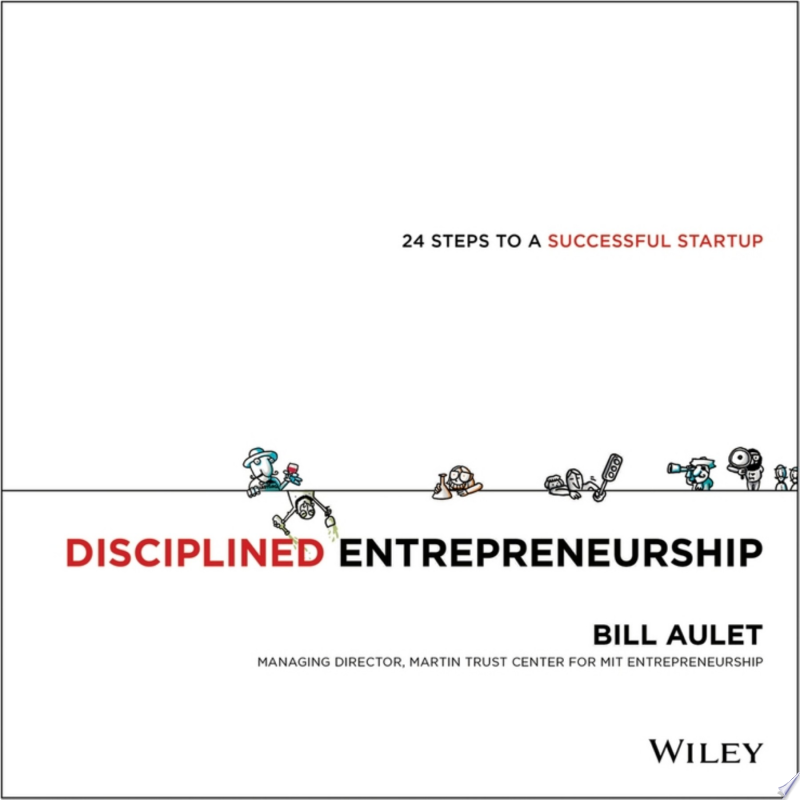 Disciplined Entrepreneurship image