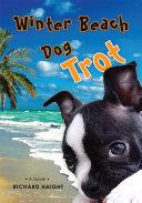 Winter Beach Dog Trot