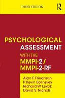 Psychological Assessment with the MMPI-2 / MMPI-2-RF Pdf/ePub eBook